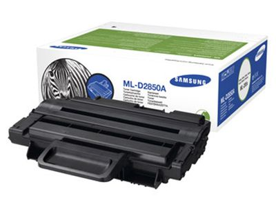 SAMSUNG Black Toner Cartridge (ML-D2850A/ELS)