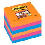 POST-IT Notes Super Sticky 654 Bangkok 76 x 76mm Pk/6