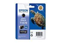 EPSON ink cartridge matte black   T 157             T 1578 (C13T15784010)