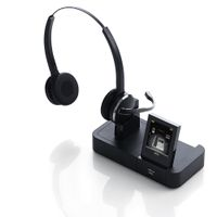 PRO 9465 DUO HEADSET F/ PHONE HANDY + PC              IN ACCS