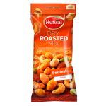 OS Snack Nutisal Almonds mix 60g Spicy mandelmix
