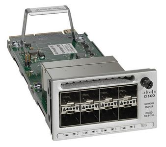 CISCO Catalyst 3850 8 x 10GE Network Module (C3850-NM-8-10G)
