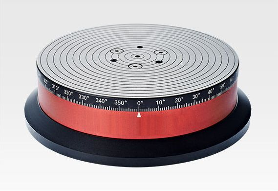 HP 3D Automatic Turntable Pro - 3D-fangsttrinn - for 3D Structured Light Scanner Pro S2, Structured Light Scanner Pro S3 (Y8C56AA#ABB)