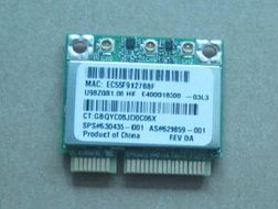 HP Atheros HB112AGN 802.11a/ b/ g/ n 3x3 WiFi adapter (630435-001)