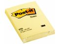 POST-IT Notes POST-IT 51x76mm gul