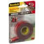 SCOTCH Monteringstape SCOTCH® 19x1,5m s.sterk1