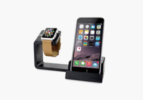 CYGNETT Charging Stand for both Apple Watch and Smartphone/ iPhone/ Tablet (CY1793STCHE)