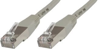 MICROCONNECT S/FTP CAT6 0.50M Grey PVC (B-SFTP6005)