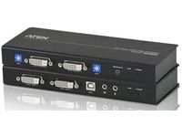 ATEN DVI DUAL VIEW KVM EXTENDER (CE604-AT-G-UK)