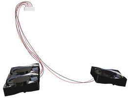 CUBEPRO FAN WIRE HARNESS 3 .