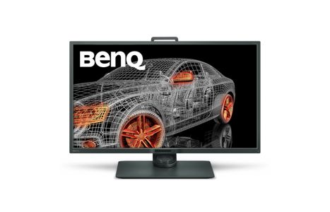 BENQ PD3200Q32IN 81.28CM WQHD AMVA+ 2560X1440 300CD            IN MNTR (9HLFALATBE)