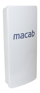 MACAB antenna, active compact-antenna for VHF/UHF with included power (1961501)