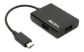 ACCELL USB-C to 3 USB-A 3.0 Hub