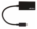 ACCELL USB-C to HDMI 2.0 Adapter