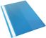ESSELTE Flat File w/pock A4 Blue Box of 25