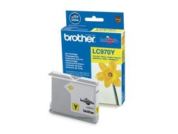 LC-970Y INK CARTRIDGE YELLOW F/ DCP-135C -150C MFC-235C NS