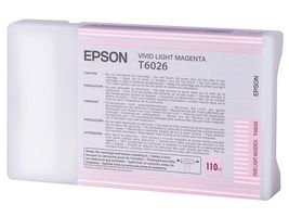 EPSON Vivid Light Magenta Ink Cartridge 110 ml  (C13T602600)