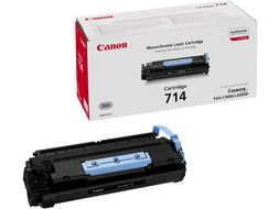 Black Toner Cartridge Type 714