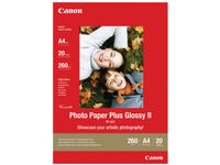 CANON A4 PP-201 Photo Paper Plus II 275g (20) (2311B019AA)
