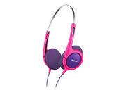 PHILIPS SHK 1031 Headphones pink