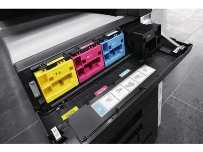 KONICA MINOLTA Black Toner Cartridge (TN-613K) (A0TM150)