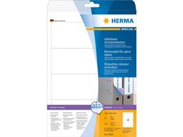 HERMA MOVABLES A4 192x61 (25) (10165)