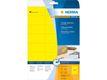 HERMA Etikett HERMA Färg gul 70x37mm (480)