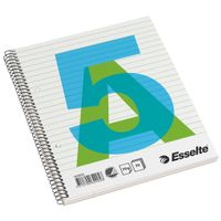ESSELTE college pad A5 70g/70 sheets ruled (62905*10)