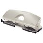 LEITZ Hole Punch 5022 4h-EU/16 sheets Grey