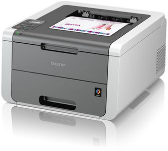 BROTHER HL-3140CW Colour LEDprinter Wireless (HL3140CW)