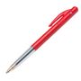 BIC M10 Clic M Ball Pen red