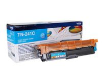 TN-241C TONER CARTRIDGE CYAN F. HL-3140/ 3150/ 3170 F.1400 P SUPL