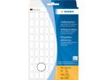 HERMA multi-purpose labels, white, 10 x 16 mm, (2592)