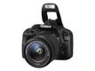 CANON EOS 100D + EF-S 18-55MM 1080P 3IN ISO 100-12800 ND