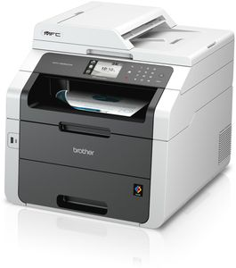 BROTHER MULTIFUNCTIONAL PRINTER BROTHER COLOR LASERJET MFC-9330CDW (MFC-9330CDW)