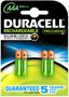 DURACELL Batteri Duracell StayCharged opladeligt HR03/AAA MAH 800 pk/4