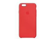 APPLE iPhone 6 Silicone Case Red