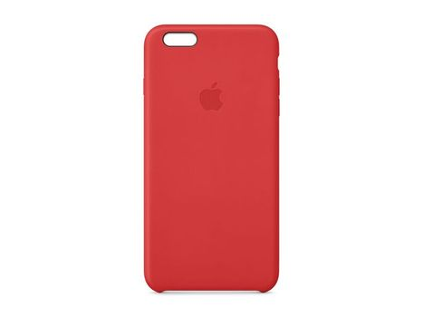 31403a9c5 APPLE iPhone 6 Plus Leather Case Bright Red (MGQY2ZM A)