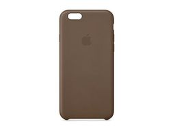 APPLE Leather Case iPhone 6, Brown Deksel til iPhone 6 (MGR22ZM/A)