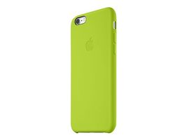 IPHONE 6 SILICONE CASE (GREEN)