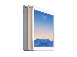 IPAD AIR 2 DC1.3GHZ WI-FI 64GB/1GB 9.7IN SILVER SW