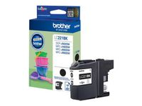 BROTHER LC221BK Black ink (LC221BK)
