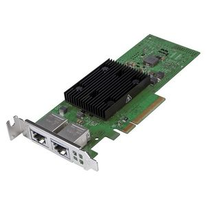 DELL Broadcom 57402 10G SFP Dual Port PCIe Adapter Low Profile Customer Install (406-BBKY)