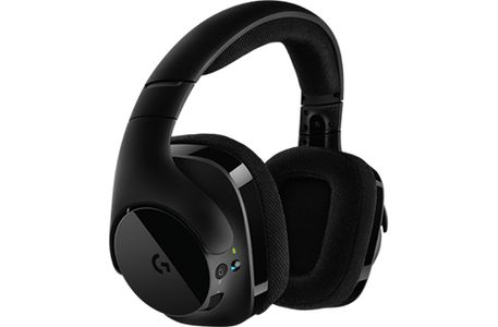 LOGITECH G533 WIRELESS GAMING HEADSET ACCS (981-000634)