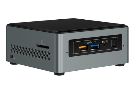 INTEL NUC/ NUC6CAYS Single Pack (BOXNUC6CAYSAJL)