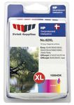 MM Color Inkjet Cartridge No.62XL