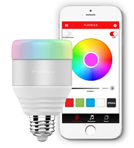 MIPOW Playbulb Smart LED F-FEEDS (BTL201-WT)