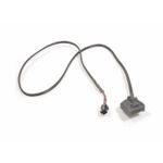 AUX cable VW, Audi, Seat, Skoda & Ford Navi 16:9 with color screen Uses 18 pin connector