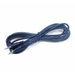 AUX Adaptor Jack extension Male-Male 3,5mm stereo Jack 2 meter
