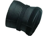 Cable Sock Black
